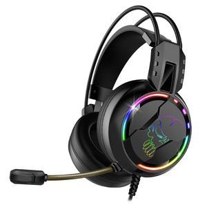 Casque Gaming avec Micro Spirit Of Gamer Pro H7 - Noir
