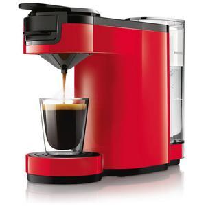 Cafeteras monodosis Compatible con Senseo Philips HD7880/81