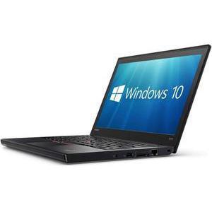 "Lenovo ThinkPad X270 12"" Core i5 2,5 GHz - SSD 240 Go - 8 Go AZERTY - Français"