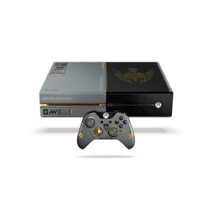 Console Xbox One Collector 1 To + Call Of Duty Advanced Warfare - Edition Spéciale