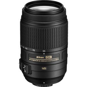 Nikon Φωτογραφικός φακός AF-S 55-300mm f/4.5-5.6