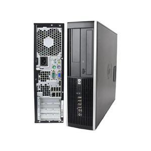 HP Compaq Elite 8000 SFF Core 2 Duo 3 GHz - SSD 250 Go RAM 4 Go