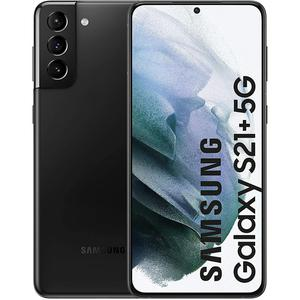 Galaxy S21+ 5G 256 Gb Dual Sim - Schwarz (Midgnight Black) - Ohne Vertrag