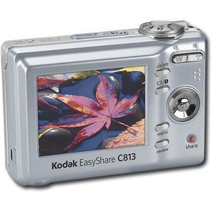 Kodak EasyShare C813 Compact 8Mpx - Grey