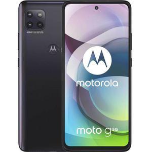 Motorola Moto G 5G Plus 64GB Dual Sim - Harmaa - Lukitsematon