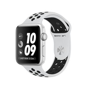Apple Watch (Series 3) Septiembre 2017 38 mm - Aluminio Plata - Correa Deportiva