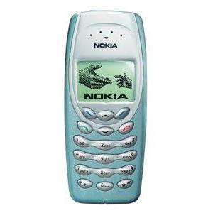 Nokia 3410 - Blue/Grey - Unlocked