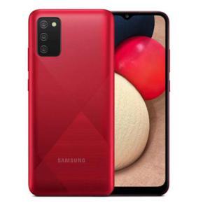 Galaxy A02S 64 GB (Dual Sim) - Vermelho - Desbloqueado