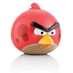 Gear4 Angry Bird Red Bird Speakers - Red