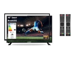 TV LED Full HD 1080p 102 cm Elements Multimedia ELT40SDEBR9