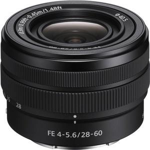 Objectif Sony Sony FE 28-60 mm f/4-5.6