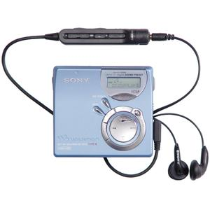 Sony MZ-N510 Leitor De Cd