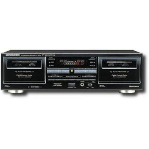 Accessoires audio Pioneer W606DR