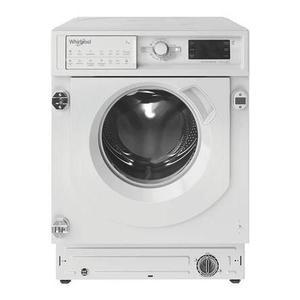 Lave-linge encastrable 59.5 cm Frontal Whirlpool BIWMWG71483FRN