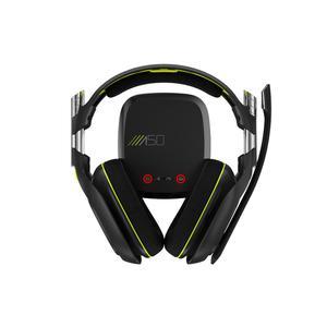 A50 Geluidsdemper Gaming Hoofdtelefoon - Microfoon Zwart/Geel