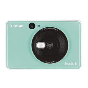 Cámara Instantánea Canon Zoemini C - Verde menta + lente Canon 24mm f/2.4