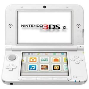 Console Nintendo 3DS XL 4 Go - Blanc