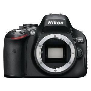 Cámara Réflex Nikon D5100 - Negro + Objetivo Nikon AF-S DX NIKKOR 18-200mm f/3.5-5.6G ED VR II