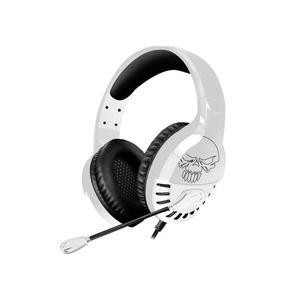 Spirit Of Gamer PRO-H3 Gaming Headset PS5/PS4 Edition Kuulokkeet Gaming Mikrofonilla - Musta/Valkoinen