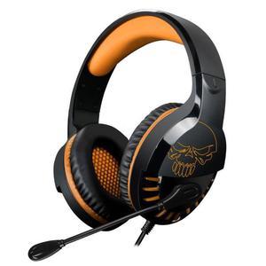 PRO-H3 Multiplatform Edition Gaming Hoofdtelefoon - Microfoon Zwart/Oranje