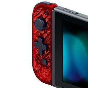 Hori Super Mario D-Pod Controller (Left) (Nintendo Switch)