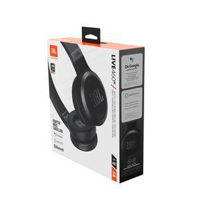 Live 460NC Hoofdtelefoon - Bluetooth Zwart
