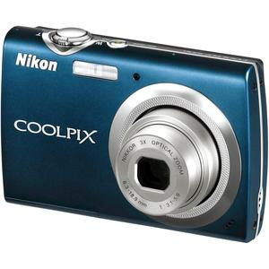 Nikon Coolpix S230 + Nikkor 3X Optical Zoom 35-105mm f/3.1-5.9