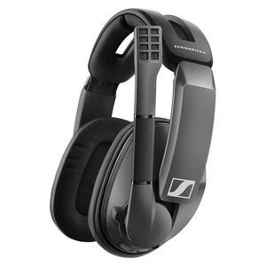 Casque Gaming Bluetooth avec Micro Sennheiser GSP 370 EPOS Wireless - Noir