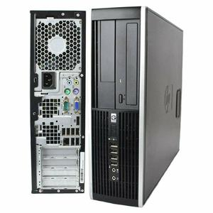HP Compaq 8000 Elite SFF Core 2 Duo 2.93 GHz - HDD 250 GB RAM 4GB
