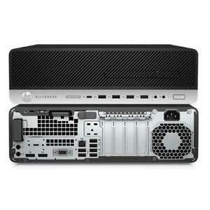 HP EliteDesk 800 G3 SFF Core i7 2,8 GHz - SSD 256 GB + HDD 500 GB RAM 8 GB