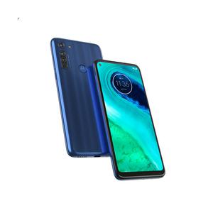 Motorola Moto G8 64 Gb Dual Sim - Blau - Ohne Vertrag