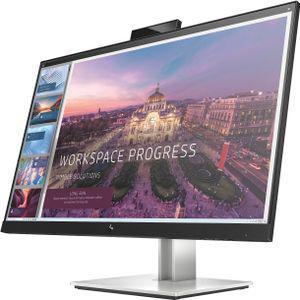 23.8-inch HP E24d G4 1920 x 1080 LCD Monitor Black
