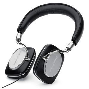 Casque Réducteur de Bruit Bluetooth avec Micro Bowers & Wilkins P5 - Noir/Gris