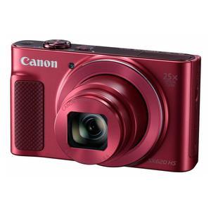 Canon SX620 HS + 25X Optical Zoom Lens 25-625mm f/3.2-6.6