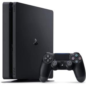 Console Sony PlayStation 4 Slim 1To - Noir - manette sony