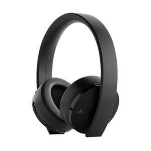 Kopfhörer Gaming Bluetooth mit Mikrophon Sony PlayStation Gold Wireless Headset - Schwarz