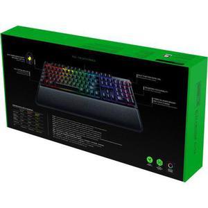 Razer Tastatur QWERTZ Deutsch mit Hintergrundbeleuchtung RZ03-02620200-R3U1
