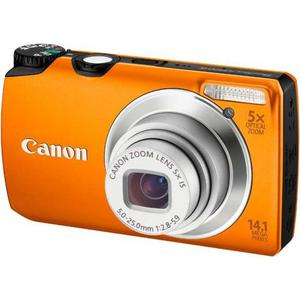 Canon Powershot A3200 IS + Canon 5-140mm f/2,8-5,9