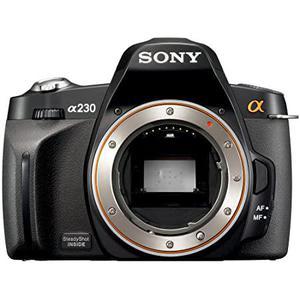 Sony Alpha DSLR-230