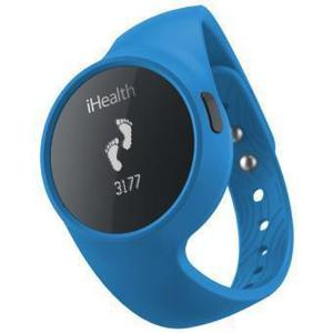 Montre tracker d'activité iHealth AM3 - Bleu