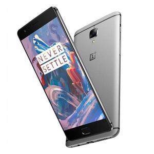 OnePlus 3T 64 Go Dual Sim - Gris - Débloqué