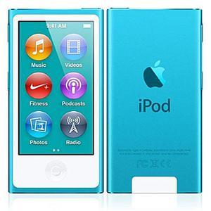 iPod Nano 7 - 16GB - Blauw