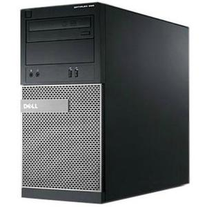 Dell Optiplex 390 MT Core i3 3,3 GHz - HDD 250 GB RAM 4 GB