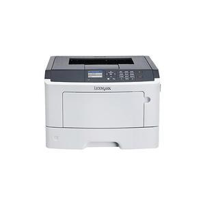 Monochrome Laserprinter Lexmark MS415dn - Wit/Grijs