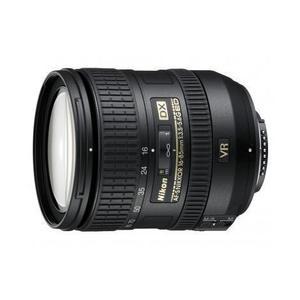 Nikon AF-S Nikkor 16-85mm lens