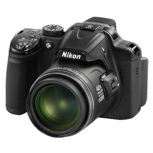 Bridge Nikon Coolpix P520 - Musta + Objektiivi Nikon 24-1000mm f/3.0-5.8