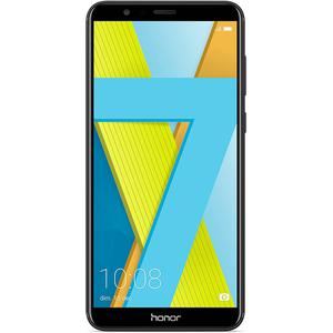 Huawei Honor 7X 64GB - Musta (Midnight Black) - Lukitsematon
