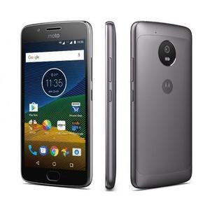Motorola Moto G5 16 Gb Dual Sim - Grau - Ohne Vertrag