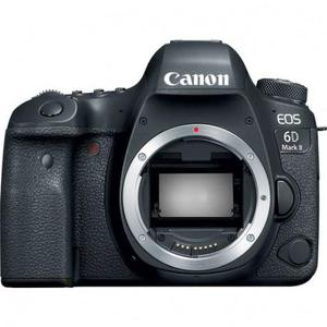 Reflex - Canon EOS 6D Mark II Boitier nu - Noir