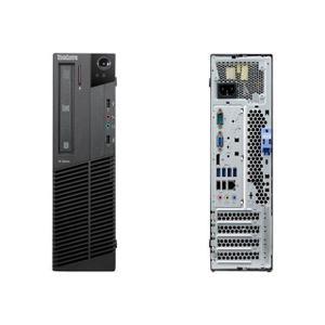 Lenovo m71e SFF Celeron 2,4 GHz - HDD 500 GB RAM 4 GB